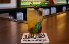 Moonshine cocktail r