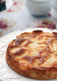 French Apple Cake