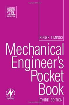 Dad liked this one too...  Mechanical Engineers Pocket Book, Third Edition (Newnes Pocket Books) by Roger Timings, http://www.amazon.com/dp/0750665084/ref=cm_sw_r_pi_dp_Stjxrb164ZT23