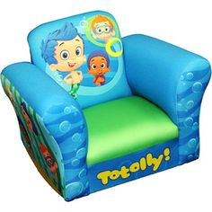 DAWSON: Nickelodeon Bubble Guppies Totally Guppies Standard Rocker