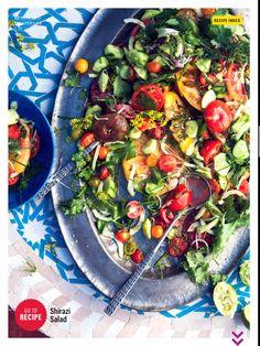 Shirazi Salad | Bon Appetit