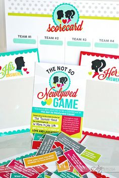 Printable Game for DATE NIGHT!