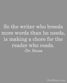 Yes. This. #writing #blogging #quotes
