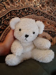 knitted teddy bear project, teddi bear, teddy bears