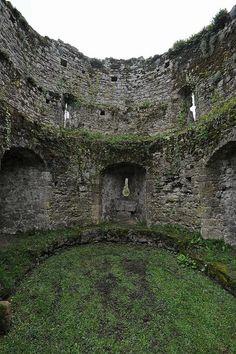 castle in Saltwood villagemile (2 km) north of Hythe, Kent, England.
