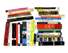 Ideal Bookshelf: James Franco, by Jane Mount - 20x200 (from $24)