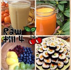 how to actually lose weight on raw till 4