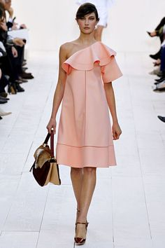 I. love. this. Chloe Spring 2013
