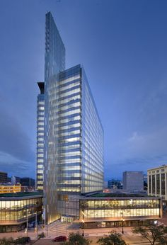 Building of the Year 2009, Offices: Manitoba Hydro / KPMB Architects #Arquitectura