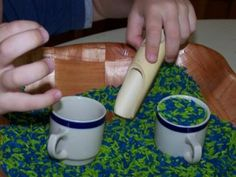 Bamboo Chopstick Holder