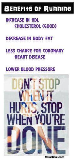 Healthy Benefits of Running