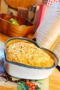 The cottage cheese dill bread is a batter bread, not a yeast bread, so it only takes about 15 minutes to prepare and about 50 minutes to bake.