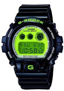 #4: Casio Men's DW6900CS-1 G-Shock Tough Culture Limited Edition Watch.