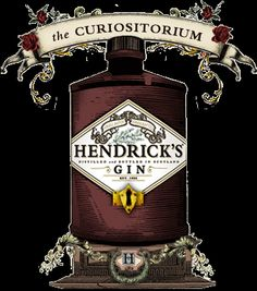 I love Hendricks gin.