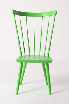 #decoratecolorfully green seat