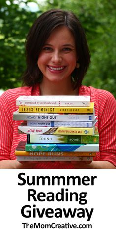 Win a box of books perfect for summer reading from @Jess Liu Turner