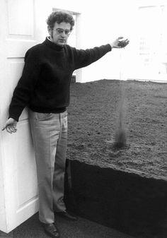 Walter de Maria in Munich 1968