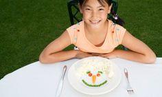 Dieta para niños