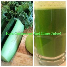 Perfect Summer Cooling Green Juice!