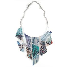 Exclusive Cityscapes Necklace