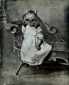 creepi, vintage halloween costumes, kid costumes, children costumes, kid vintag, demon, halloween costumes kids scary, scary kids costumes, happy halloween