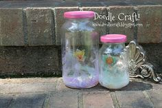 Doodle Craft...: Magical Wishing Fairies!