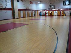 Tarkett Sports Omnisports 6.5 GreenLay in Frankford, New Jersey