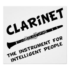 To all clarinets out there!!!!