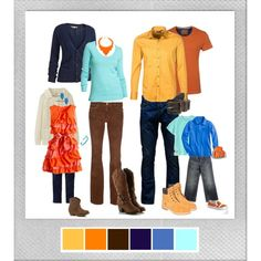 What to Wear Family Portraits | What to wear for family portraits | Photo Ideas