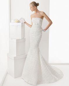 abito sposa Rosa Clarà 2013