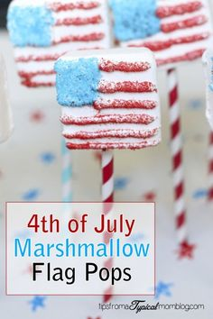 4th of July Marshmal
