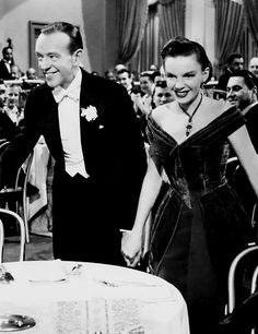 Fred Astaire and Judy Garland, Easter Parade - 1948