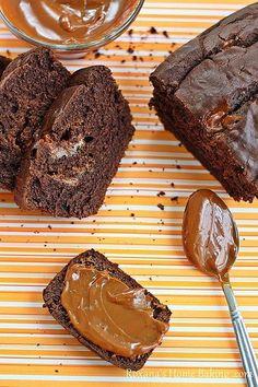 Chocolate Dulce de Leche Bread