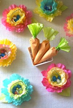 easter coffee filter baskets