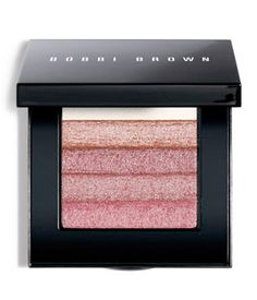 Shimmer brick compact in rose - Bobbi Brown