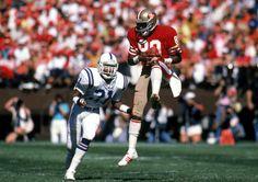 Jerry Rice, San Francisco 49ers