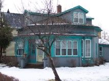 The historic Octagon House was featured on History Channels's #SecretPassages and #AmericanPickers; reputed to be the second most haunted house in Wisconsin!