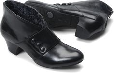 I love Born shoes; they are so absolutely comfortable. Born Womens Jessen in Black