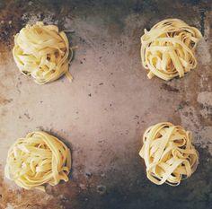 How to make fresh gluten free pasta!
