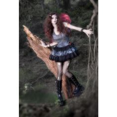 Dark Fairy Zombie Costume