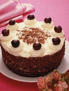 German Dessert Recipes German Black Forest Cake