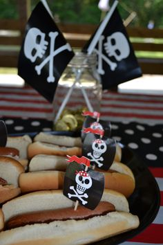 Pirate Party * Pirate Dogs