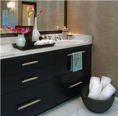 Transitional (Eclectic) Bathroom by Chris Prince