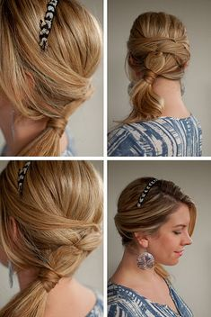 30 Days of Twist & Pin Hairstyles – Day 24 | Hair Romance