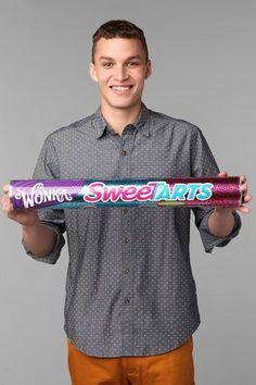 $25 UO Oversized SweeTarts Candy Box - Haha