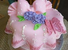 Cute for a baby girl shower