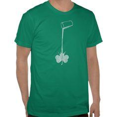 Irish Pour Shamrock T Shirt #shamrock #green #stpattysday #stpattys #stpatricks #stpatrickstshirt #lucky #zazzle #sweepstakes #irish