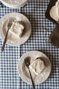 I am so having this for breakfast! Tres Leches Cake via PasstheSushi.com