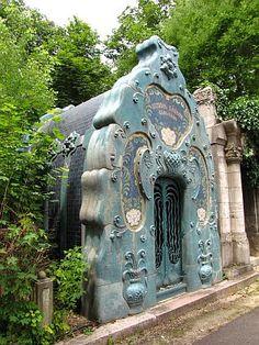 Budapest crypt