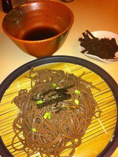 TheExPatReturneth.blogspot.com  Delightful Cold Summer #Noodles: Zaru Soba #recipe